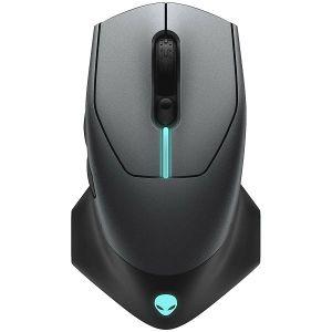 Miš Alienware AW610M, žičani/bežični, gaming, 16000DPI, crni - PROMO