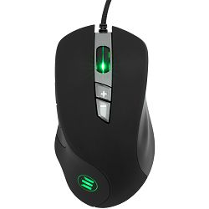 Miš eShark ESL-M1 Tanto, žičani, gaming, 5000DPI, RGB, crni