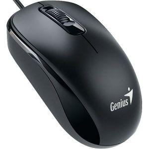 Miš Genius DX-110 LED, žičani, crni