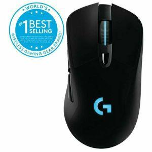 Miš Logitech G703 Lightspeed, Bežični, Gaming