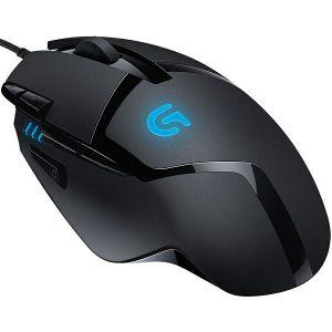 Miš Logitech G402 Hyperion, žičani, gaming, 4000DPI, crni - MAXI PONUDA