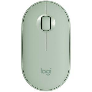 Miš Logitech Pebble M350, bežični, zeleni - MAXI PONUDA
