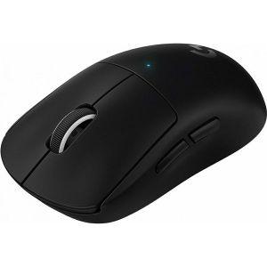 Miš Logitech G Pro X Superlight, bežični, gaming, 25600DPI, crni
