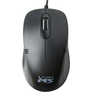 Miš MS Focus C100, žičani, crni