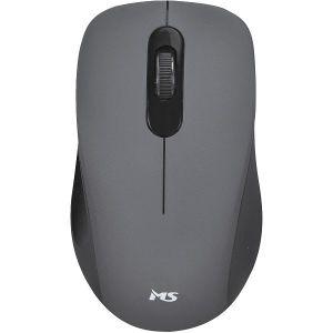 Miš MS Focus M121, bežični, sivi