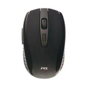 Miš MS Focus M125, bežični, crni