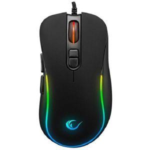 Miš Rampage X-Jammer SMX-R47, žičani, gaming, 7200DPI, RGB, crni