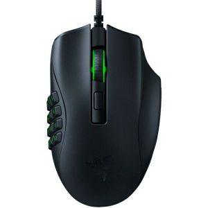 Miš Razer Naga X, žičani, gaming, 18000DPI, RGB, crni, RZ01-03590100-R3M1