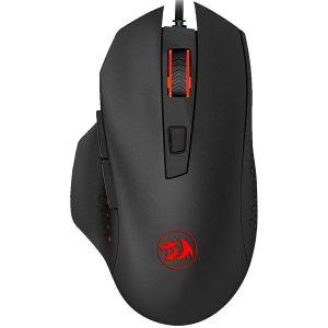 Miš Redragon Gainer M610, žičani, gaming, 3200DPI, LED, crni