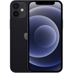 Mobitel Apple iPhone 12 Mini, 64GB, Black