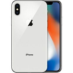 Mobitel Apple iPhone X 64 GB, Silver