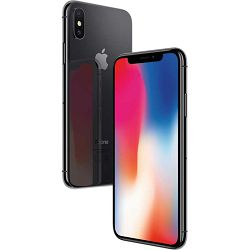 Mobitel Apple iPhone X 64 GB, Space Gray - PROMO