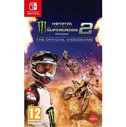Monster Energy Supercross - The Official Videogame 2 Switch