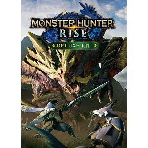 Monster Hunter Rise: Deluxe Kit PC key