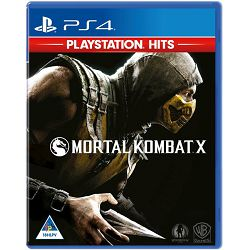Mortal Kombat X HITS PS4