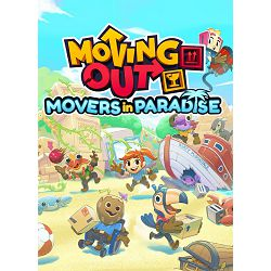 Moving Out - Movers in Paradise CD Key