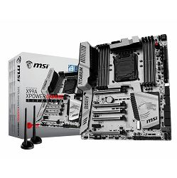 Matična MSI X99A Xpower Gaming Titanium, Intel X99 Motherboard - Socket 2011-V3