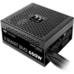 Napajanje Thermaltake Smart BM2, Premium Edition, 650W, 80+ Bronze, polu-modularno, ATX