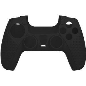 Navlaka White Shark PS5-541, silikon, PS5, crna
