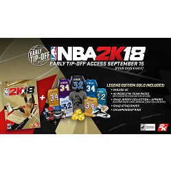 NBA 2K18 SHAQ LEGEND EDITION Switch