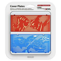 Nintendo New 3DS Coverplate - 009 Pokemon Ruby Sapphire