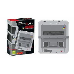 Nintendo New 3DS XL Console Limited Edition SNES