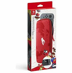 Nintendo Switch Carrying Case & Screen Protector Super Mario Odysee Edition, preorder 27.10.2017.