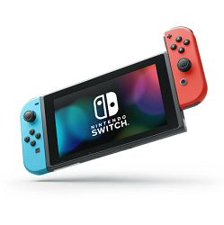 Nintendo Switch™ / Nintendo Switch console (with neon red and neon blue Joy-Con)
