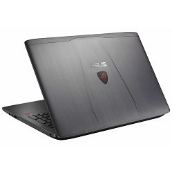 Notebook Asus ROG G552VW-CN287D, IntelCore i7-6700HQ, 2,60 GHz, 16 GB, 15,6