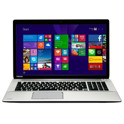 Notebook Toshiba Satellite P70-B-11P, Intel Core i7 4720HQ up to 3,60GHz, 16 GB, 17,3