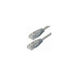 NaviaTec Cat5e UTP Patch Cable 30m gray