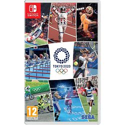 Olympic Games Tokyo 2020 - The Official Video Game Switch