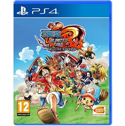 One Piece Unlimited World Red DLE PS4