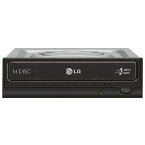 Optički uređaj Hitachi/LG DVD±RW GH24NSD1 SATA Bulk Black 24x - MAXI PONUDA