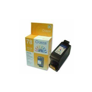 Tinta Orink HP C6578DE tri color, 19ml