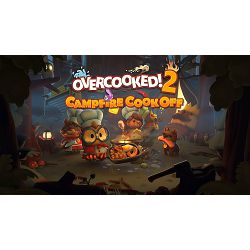 Overcooked! 2 - Campfire Cook Off STEAM Key