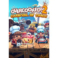 Overcooked! 2 - Carnival of Chaos STEAM Key