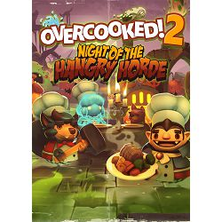Overcooked! 2 - Night of the Hangry Horde STEAM Key
