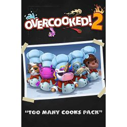 Overcooked! 2 - Too Many Cooks Pack STEAM Key