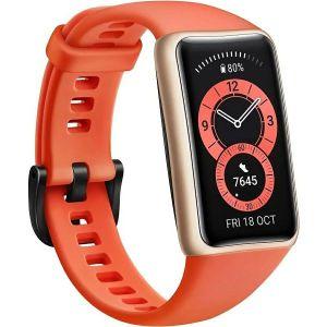 Pametni sat Huawei Band 6, 43mm, narančasti