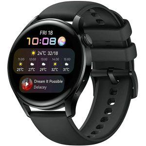 Pametni sat Huawei Watch 3, 46mm, Crni