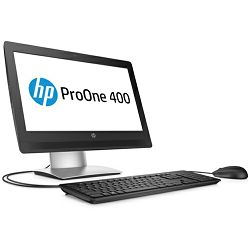 PC AiO HP 400 ProOne G2, T4R53EA , Intel G4400T, RAM 4GB, HDD 500GB, VGA Intel HD, LCD 20