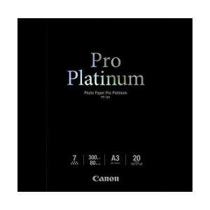 Photo papir Canon Pro Platinum Pho PT101 - A3 - 20L