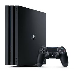 PlayStation 4 Pro, 1TB, black, igraća konzola - BEST BUY
