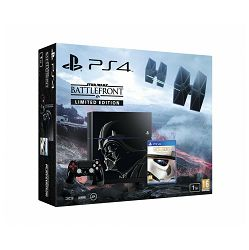 PlayStation 4 1TB C chassis Special Edition + Star Wars Battlefront