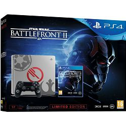 Playstation 4 1TB E chassis Linited Edition + Star Wars: Battlefront II Deluxe