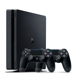 PlayStation 4 1TB F chassis + Dualshock Controller v2