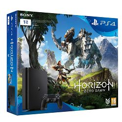 PlayStation 4 1TB Slim D chassis + Horizon Zero Dawn + PS Plus 90 days