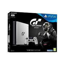 PlayStation 4 1TB Slim D chassis Special Edition + Gran Turismo Sport Standard Plus Edition
