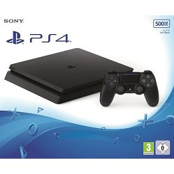 PlayStation 4 500GB F Chassis Black